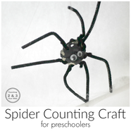 Counting Spider Legs
