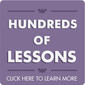 Hundreds of Lessons