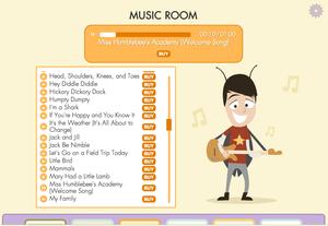 Music Room (Medium)